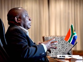 'No chance' of death penalty for GBV, insists Cyril Ramaphosa