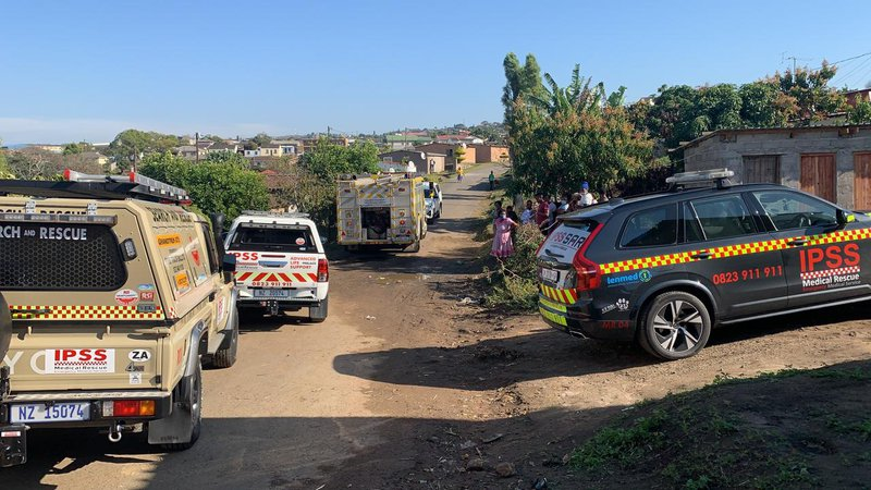 Two boys digging hole die in KwaDukuza earth collapse