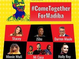#ComeTogetherForMadiba