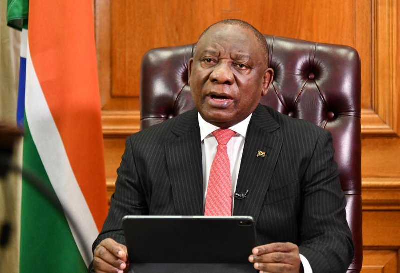 Cyril Ramaphosa announces 4-week break for schools