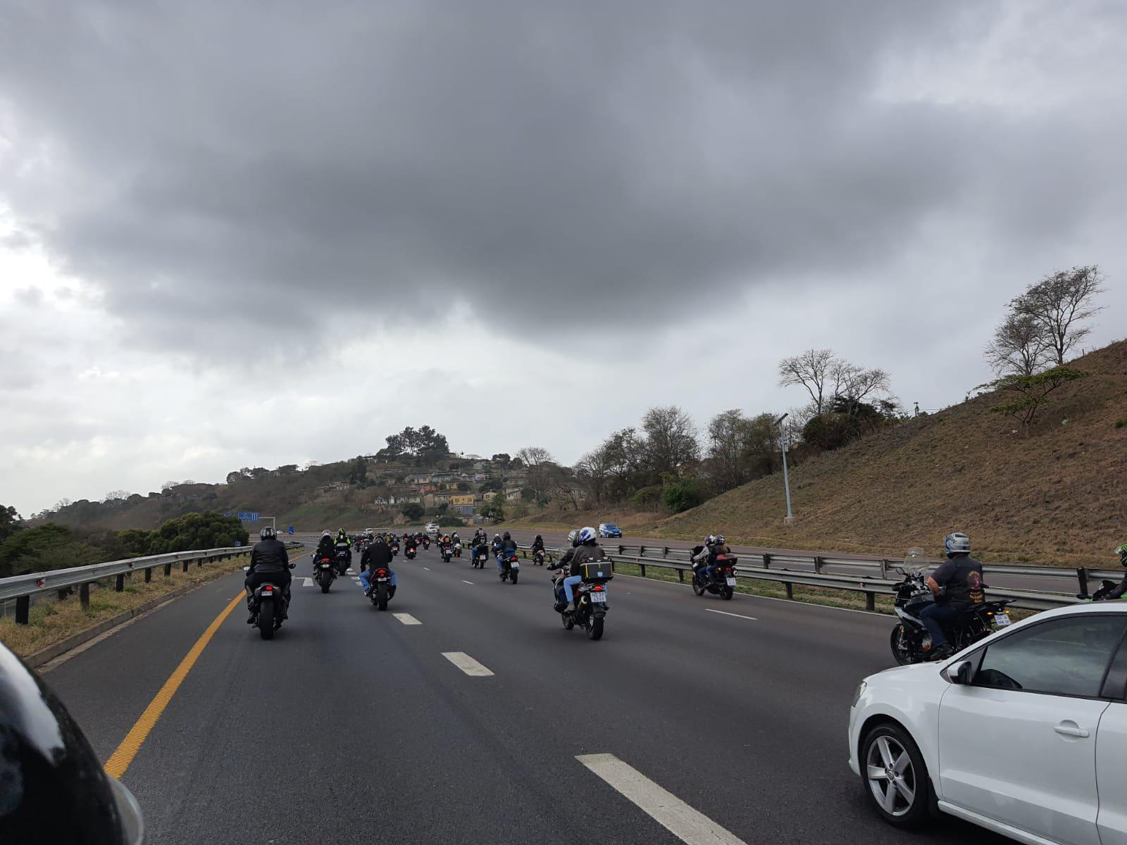 Thousands of bikers ride against farm violence 2