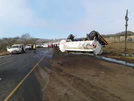 KZN CRASH (12 DIED)