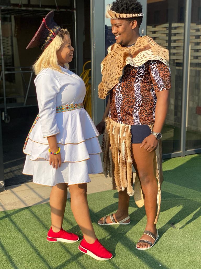JSbu and Minnie Ntuli