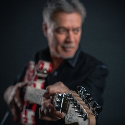 Rock legend Eddie Van Halen