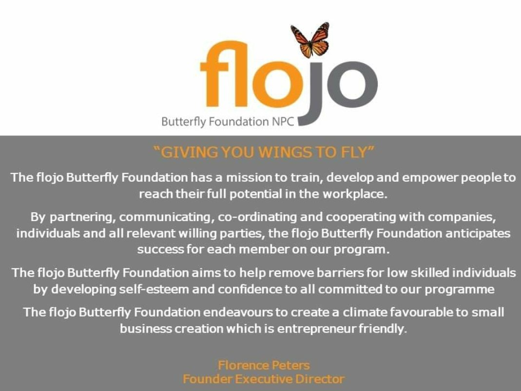 The Flojo Butterfly Foundation