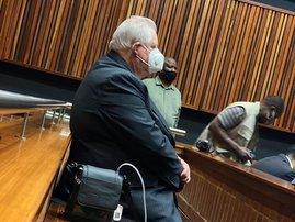 Angelo Agizzi Bail Hearing