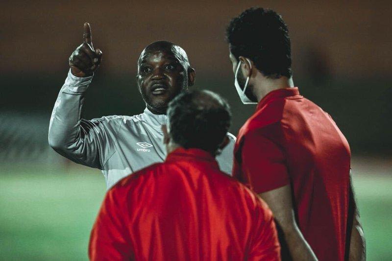 Pitso Mosimane coach Al Ahly
