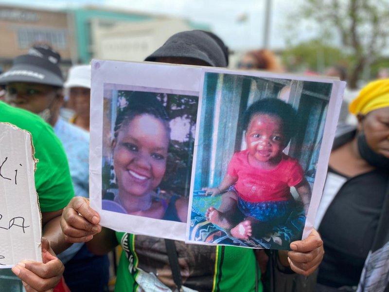 Phoenix double murder  Ntombifuthi Blose