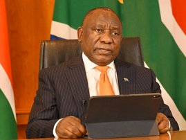 Cyril Ramaphosa defends 'same old' recovery plan