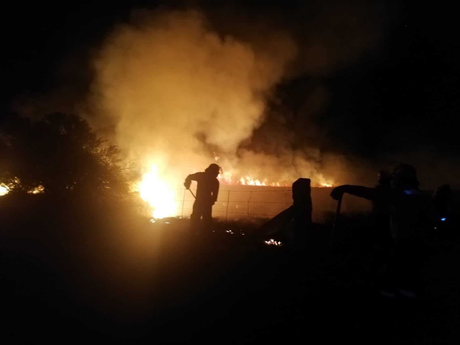 veldfire wildfire firefighter