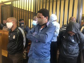 Five accused in Senzo Meyiwa case