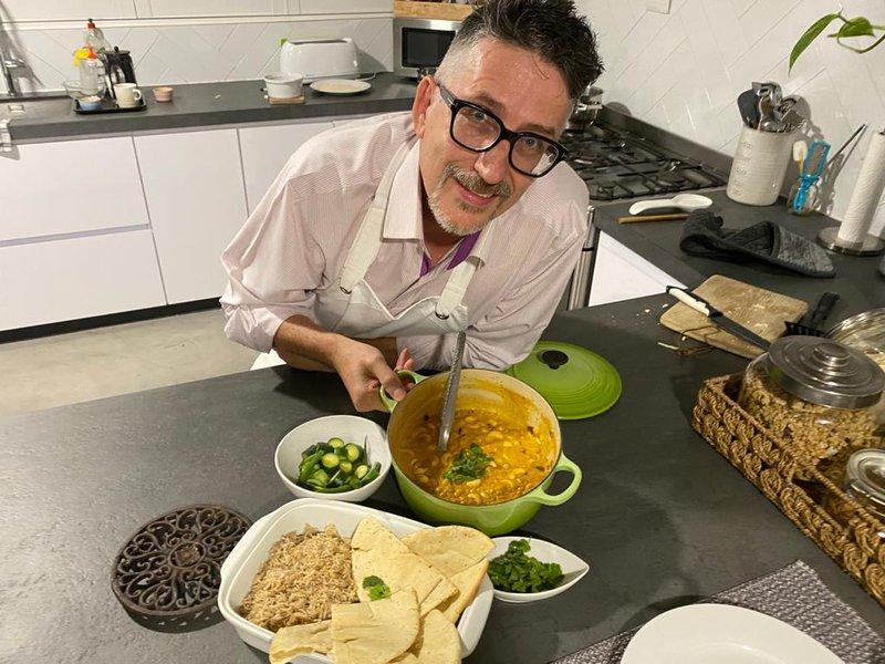 Darren' Curry Miller recipe