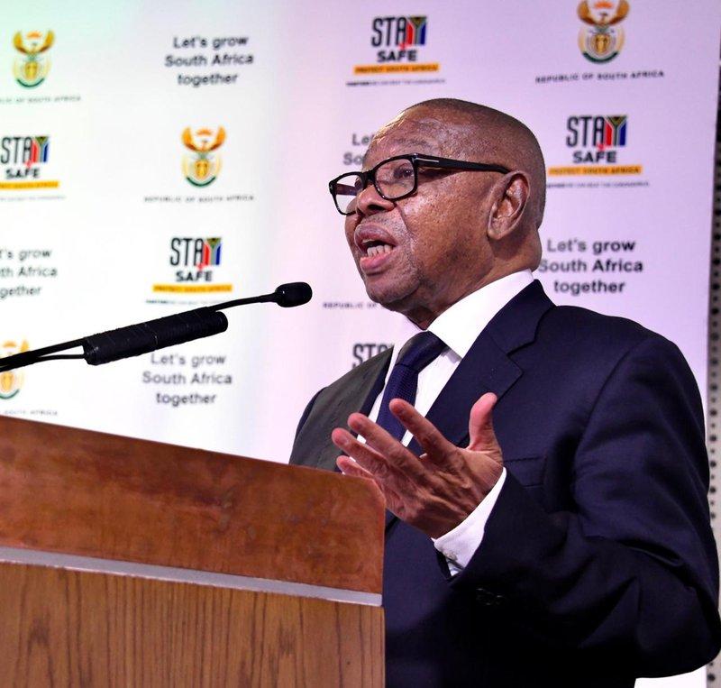 Blade Nzimande on saving academic year