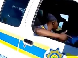 Drunk NW police officer