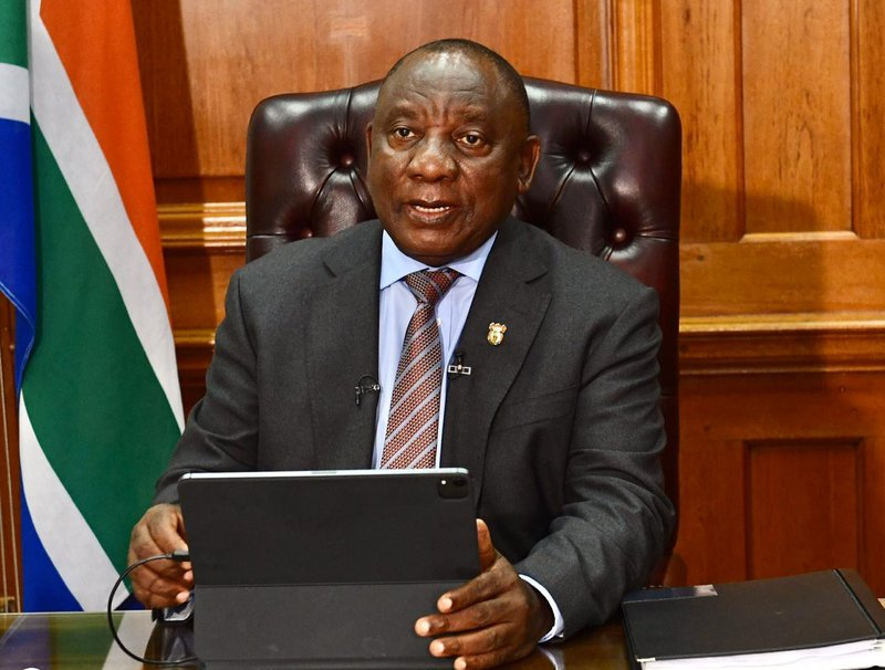 [WATCH LIVE] President Ramaphosa to address the nation at 8pm tonight