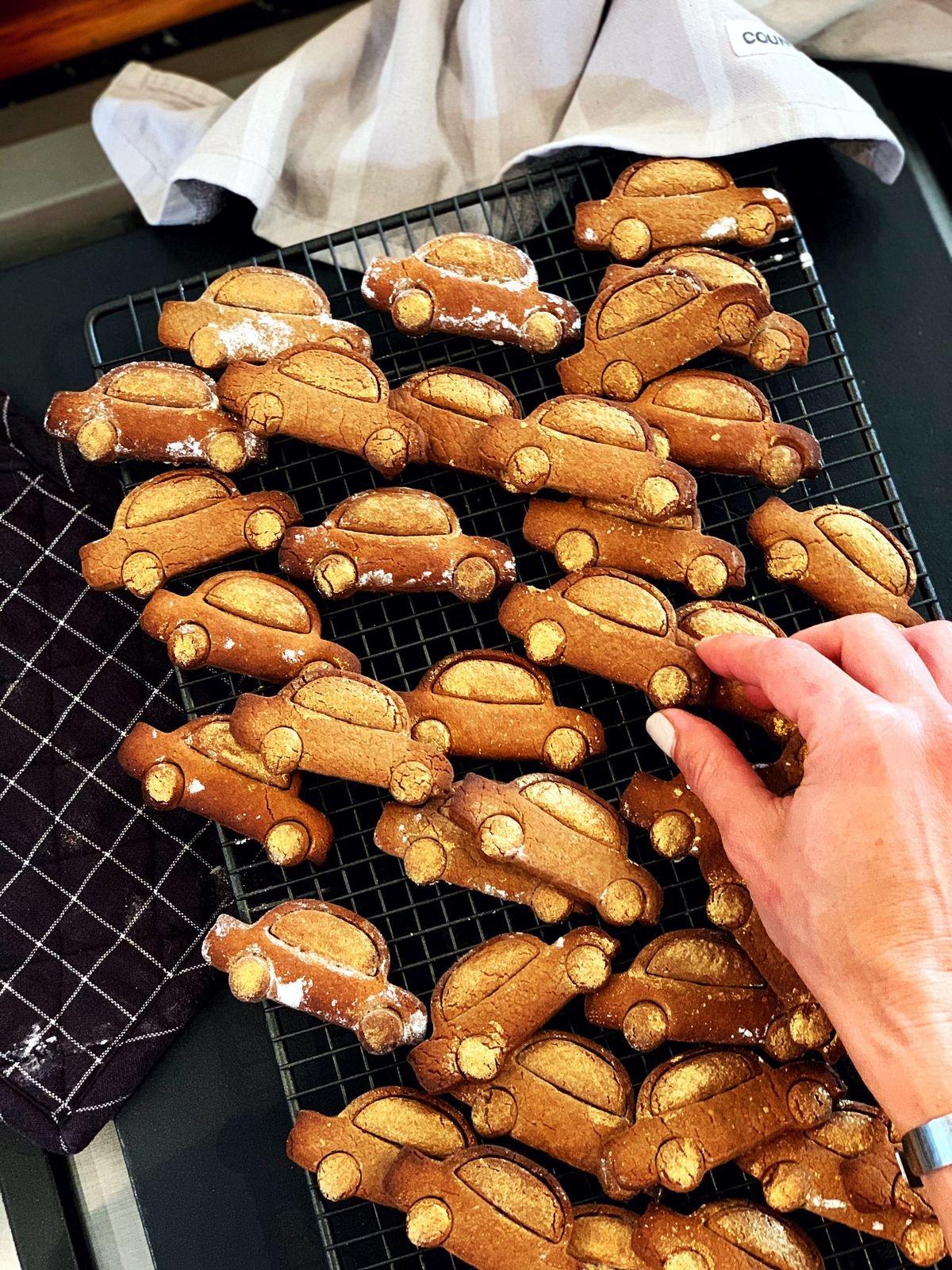 Izelle Hoffman Cookies
