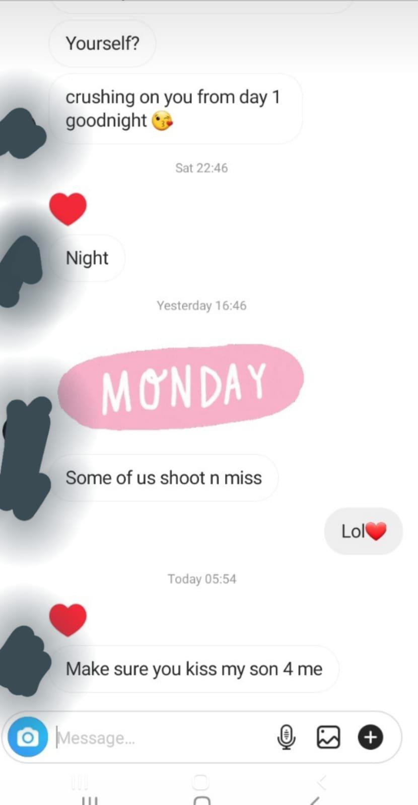 J Sbu screenshot from Instagram