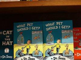 Dr. Seuss books