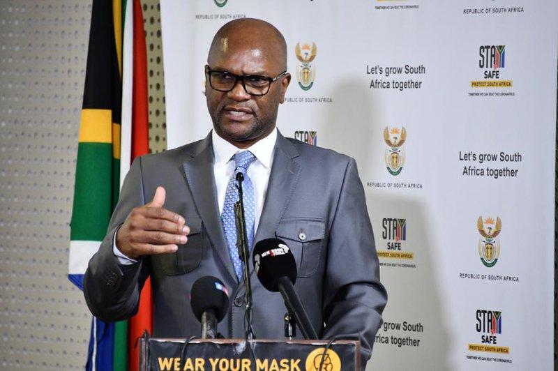 Nathi Mthethwa on R300 million 'looted'