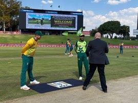 Proteas Pakistan toss
