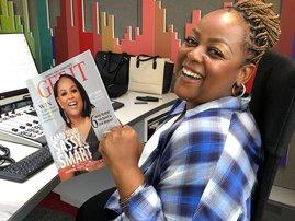 WATCH: Carol Ofori celebrates 20 years on radio