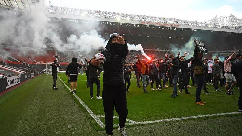 Man Utd's Liverpool clash rearranged after fan fury