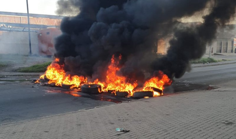 Isipingo protests in Durban