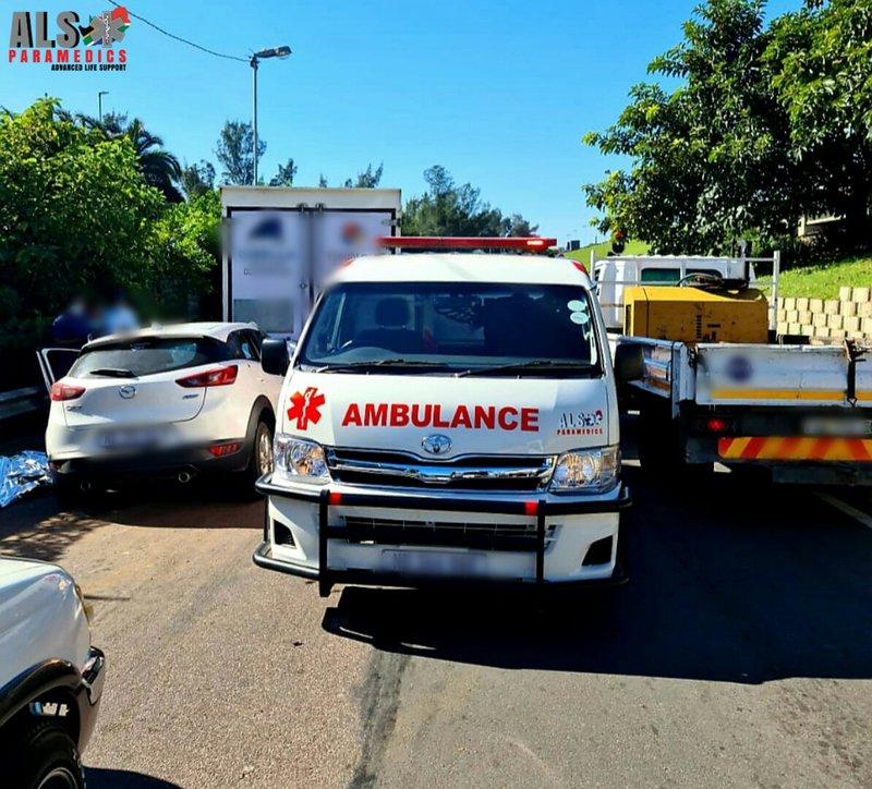 M4 drive-by shooting Durban