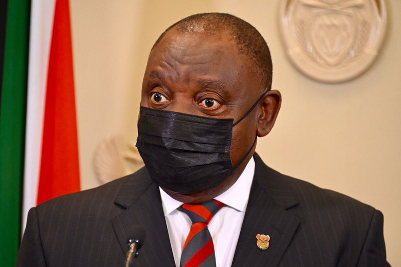 Ramaphosa level 2 address to the nation