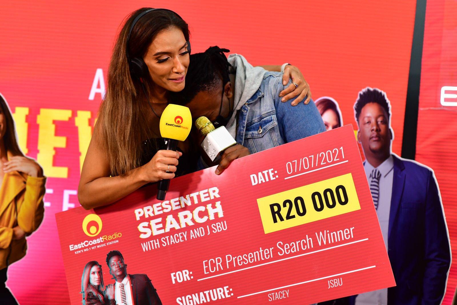 Styles Mbatha #ECRPresenterSearch Winner