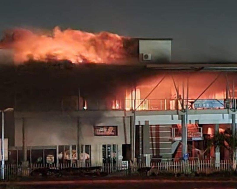 Reservoir Hills business looted Durban unrest