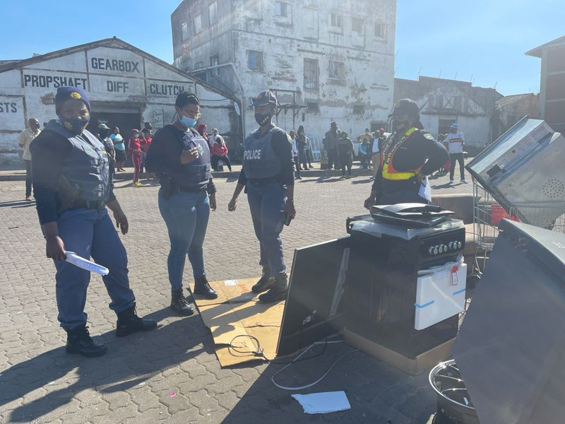 Recovery of looted goods in KZN ramped up: Cele