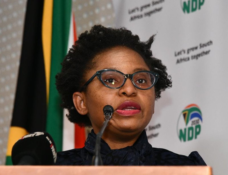 No need to ask foreign intelligence services for help - Ntshavheni