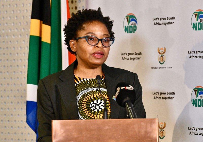 Khumbudzo Ntshavheni latest update