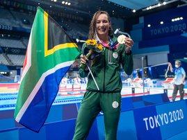 Tatjana Schoenmaker win
