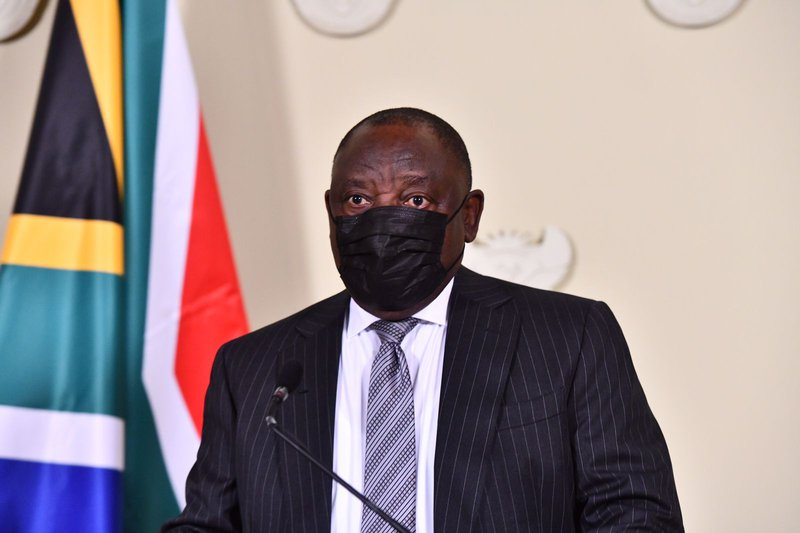 Cyril Ramaphosa makes cabinet reshuffle August 2021