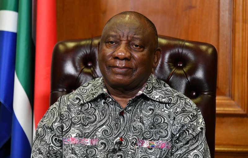 Cyril Ramaphosa Sept 21