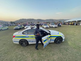 The Country in Blue operational concept police