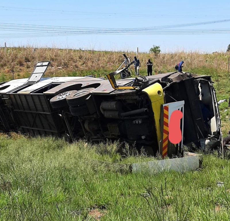 Eldo Coaches 'deeply saddened' by deadly Tugela bus crash