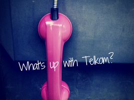 What's up telkom