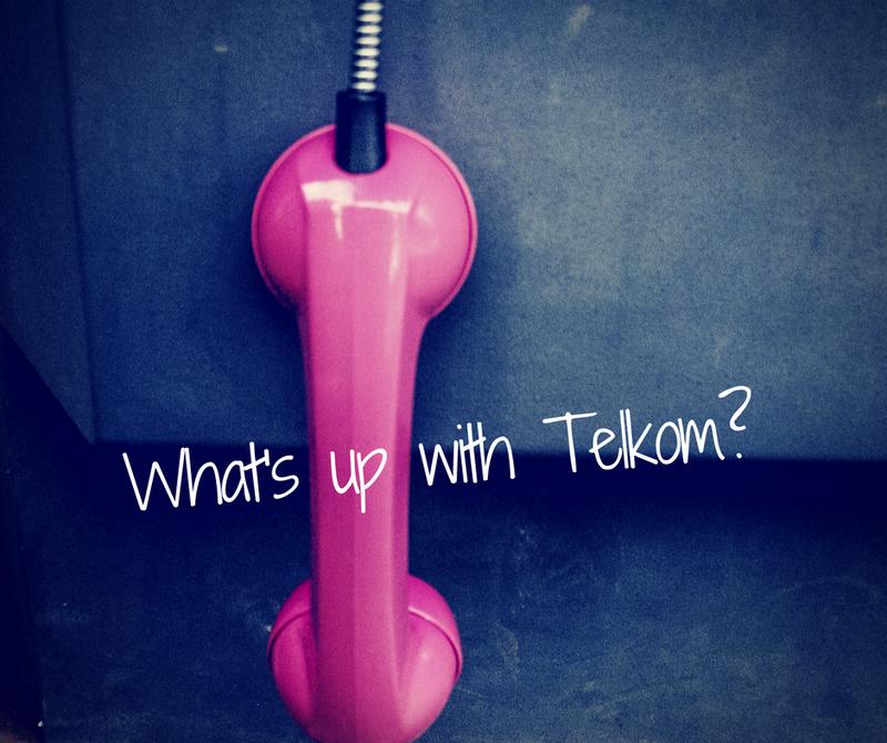 What's up telkom
