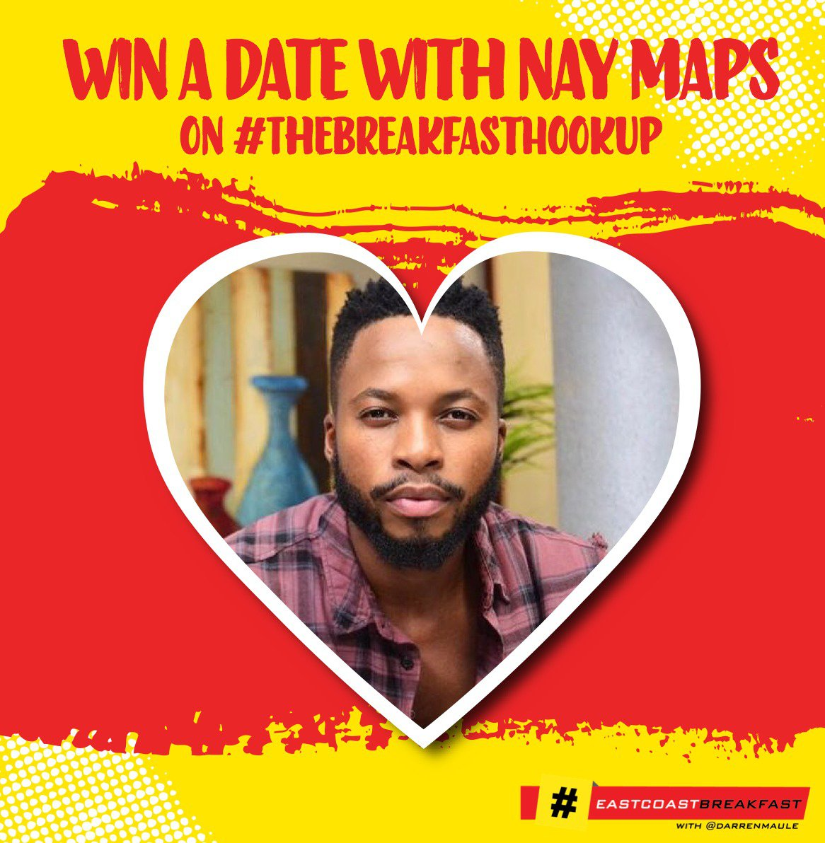 Win A date with Nay Maps