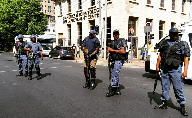 Wits police