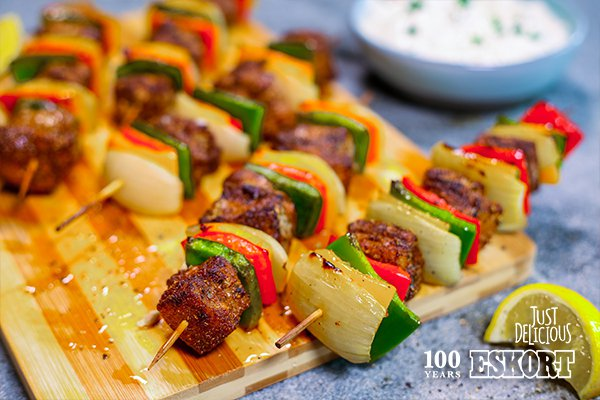 Eskort  #JustDelicious Women's Week Kebabs