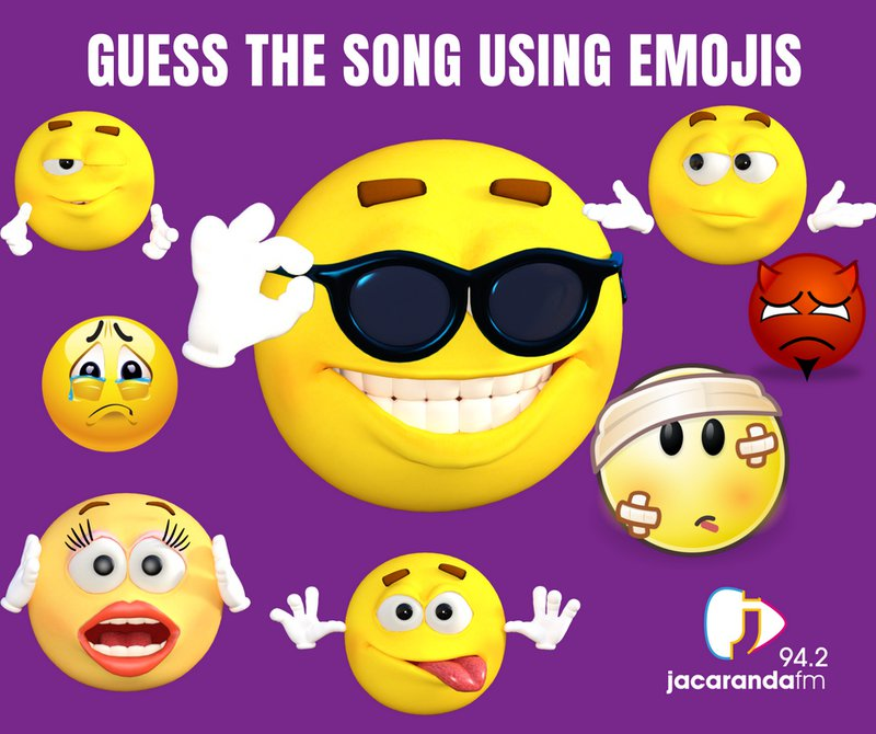 Guess the song using emojis