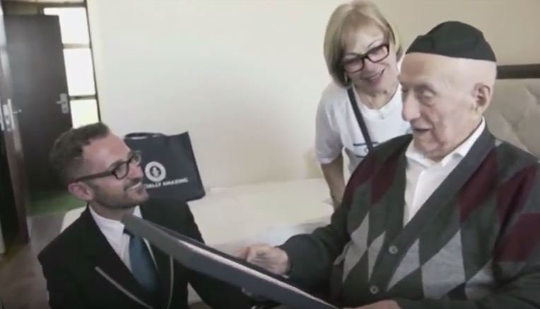 World's oldest holocaust survivor dies at 113 in Israel