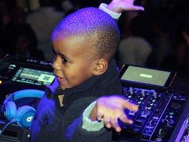 DJ Arch Jr