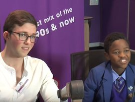 Youth Voices: Christopher van der Westhuizen and Johnny Potsanyane