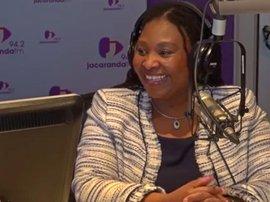 Yvonne Chaka Chaka on The Martin Bester Drive