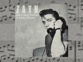 Zayn Malik Elvis Cover